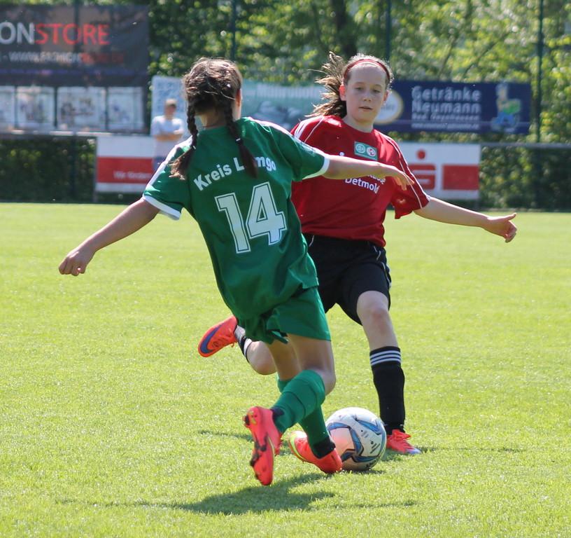 jugendfussball-lippe - u14-Spieltag 21.05.17